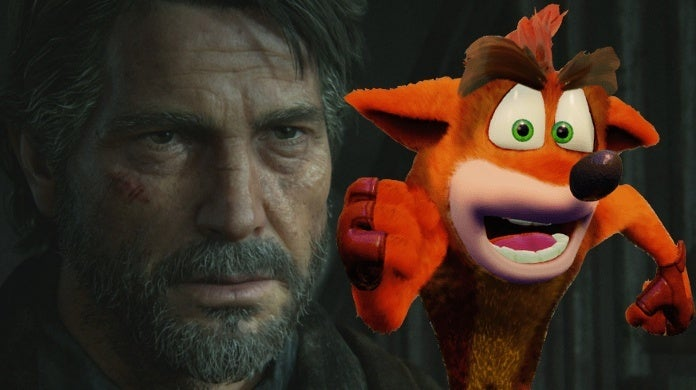 The Last of Us Crash Bandicoot