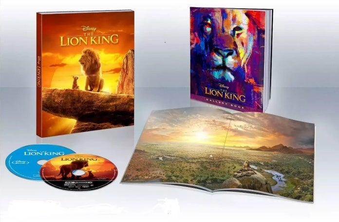 The Lion King 2019 Target exclusive