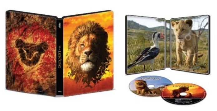 The Lion King Best Buy exclusive