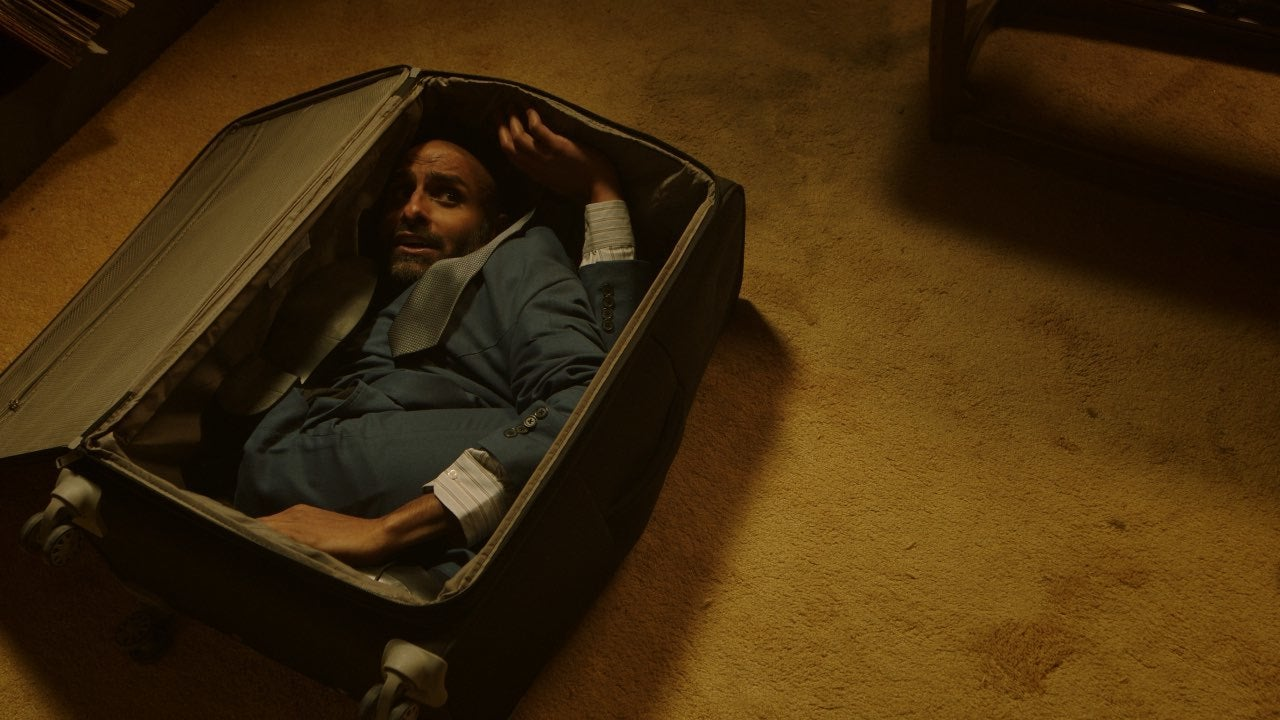 The Man in the Suitcase