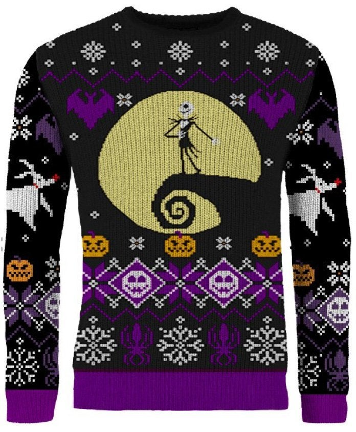 the-nightmare-before-christmas-sweater