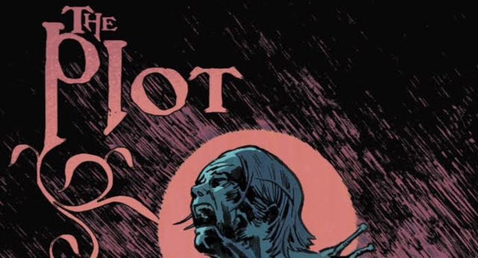 The Plot #1 Review - Cover