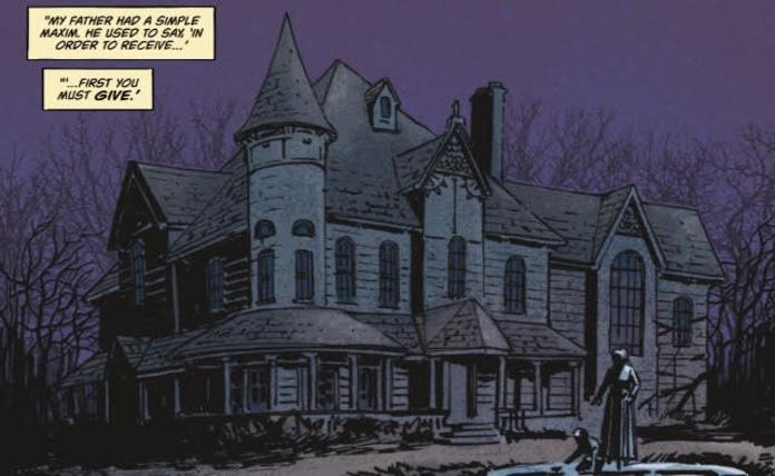 The Plot #1 Review - Haunted House