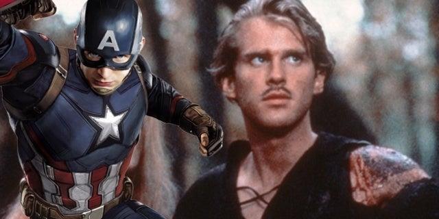 Captain America Star Chris Evans Picks A Side In The Princess Bride Remake Debate