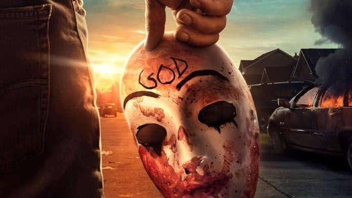 The Purge Season Trailer Poster USA Network