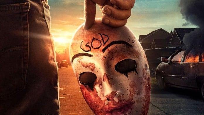 The Purge Season Trailer Poster USA Network