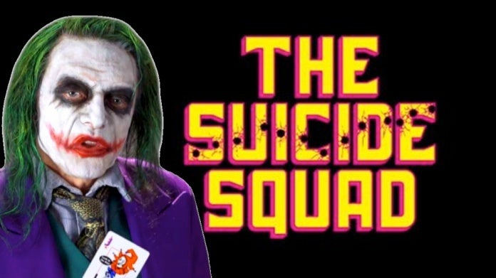 The Suicide Squad Tommy Wiseau