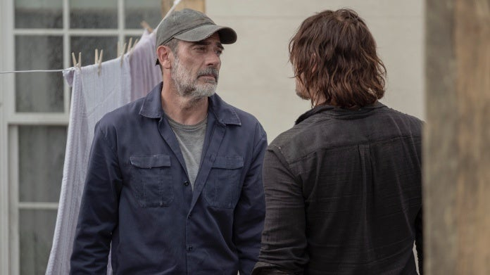 The Walking Dead Daryl Negan