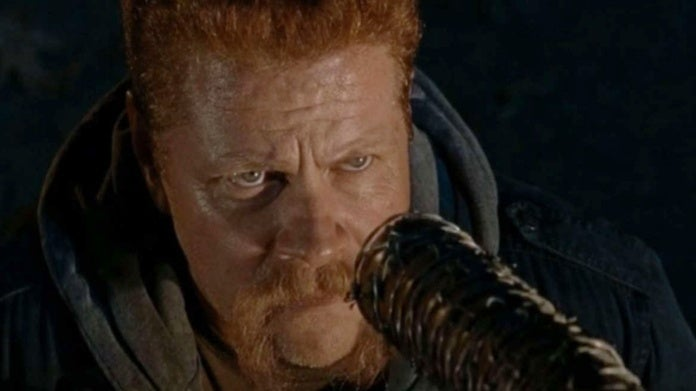 The Walking Dead Michael Cudlitz Abraham Negan