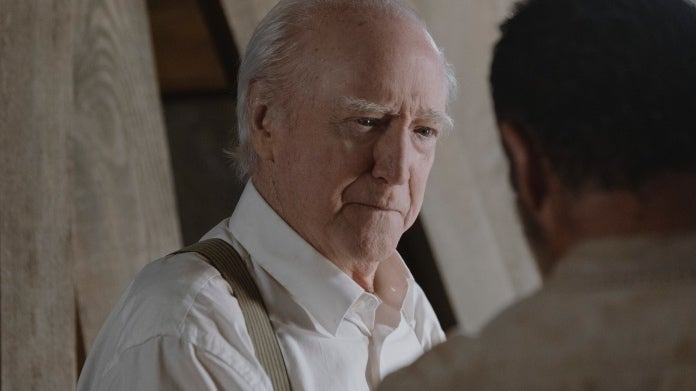 The Walking Dead Scott Wilson Hershel Rick