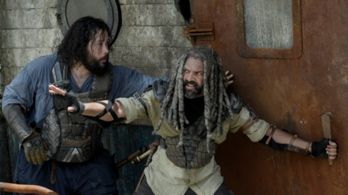The Walking Dead Season 10 King Ezekiel Khary Payton