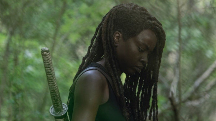 The Walking Dead Season 10 Michonne