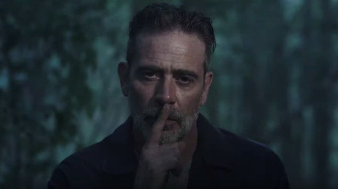 The Walking Dead Season 10 Negan Jeffrey Dean Morgan
