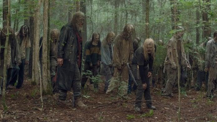The Walking Dead Season 10 Whisperers