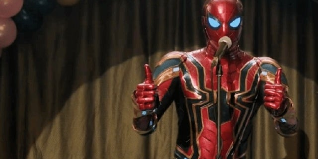 Tom Holland Says Spider-Man Safe in Sony Hands