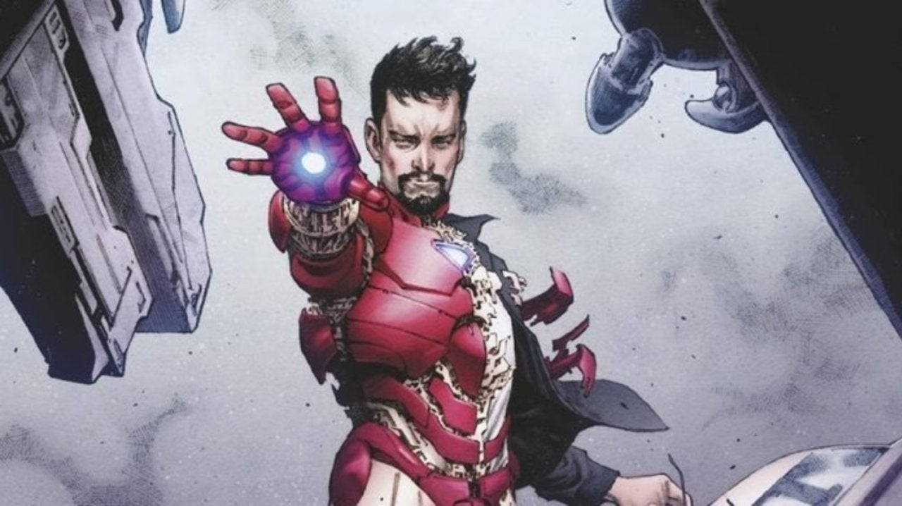Marvel Cancels Tony Stark Iron Man Final Issue Released In December