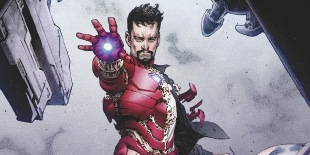 Marvel's Avengers Teases Future Iron Man Suits