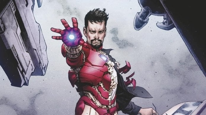 tony stark iron man cancelled marvel comics