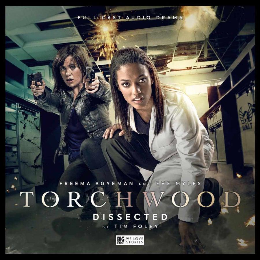 Torchwood Martha Jones