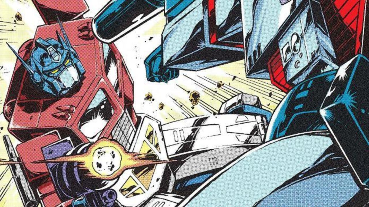 Transformers Makes Major Retcon to Original Continuity