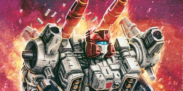 Transformers TCG: Get Your First Look at Wave 4's Sergeant Six-Gun