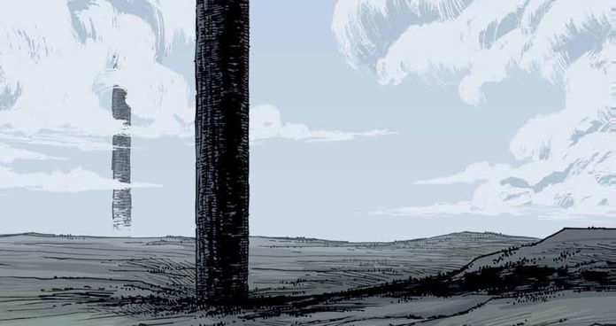 Trees Three Fates #1 Review - Landscape
