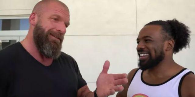 Watch: Triple H Appears on UpUpDownDown, Names His Favorite Video Games