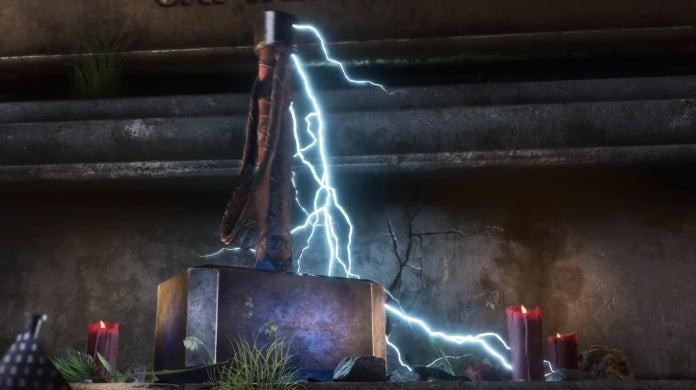 unworthy thor mjolnir avengers