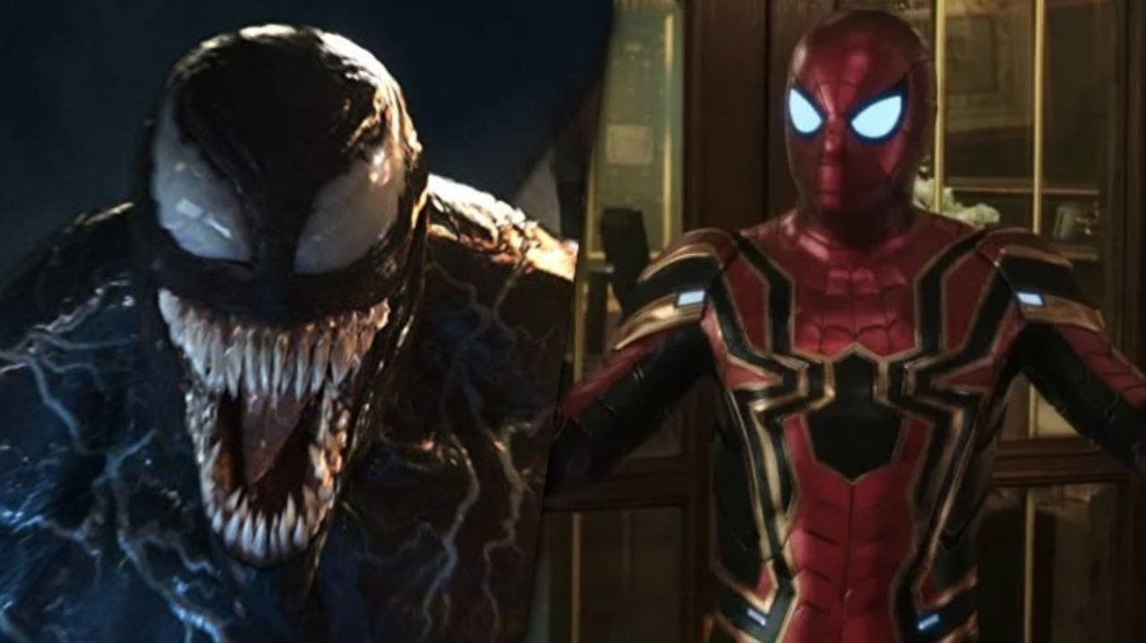 Venom Director Says Tom Holland's Spider-Man Crossover is the Destination