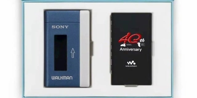 Sony Is Bringing the Walkman Back for Its 40th Anniversary