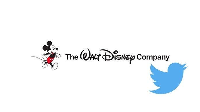 walt disney twitter