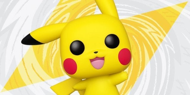 Say Hello to the Waving Pikachu Pokemon Funko Pop