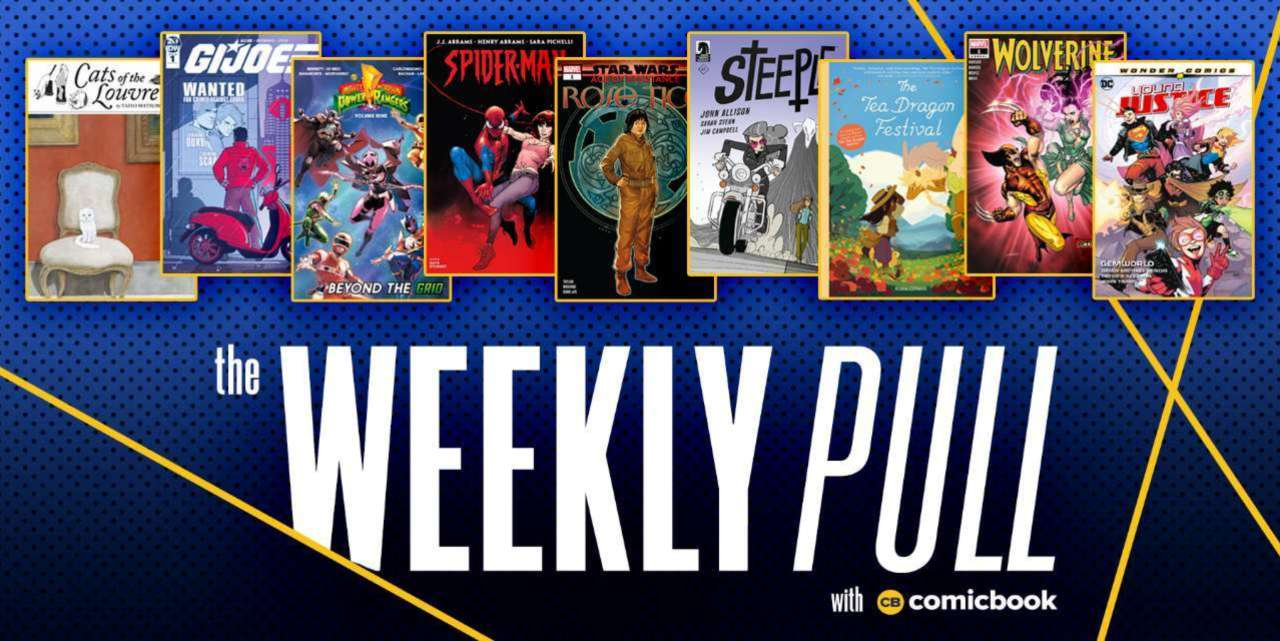 The Weekly Pull: Spider-Man, Young Justice, GI Joe and More