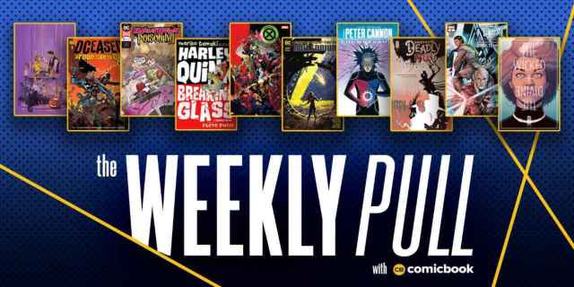 The Weekly Pull: Harley Quinn, House of X, Legion of Super-Heroes, and More