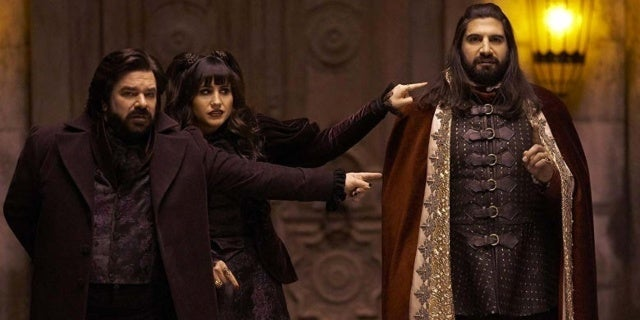 What We Do in the Shadows Star Breaks Down Epic Vampire Council Scene
