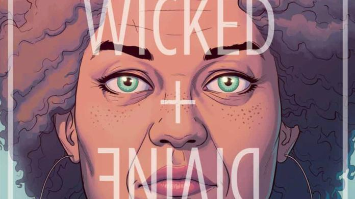 Wicked Divine 45 Finale - Cover
