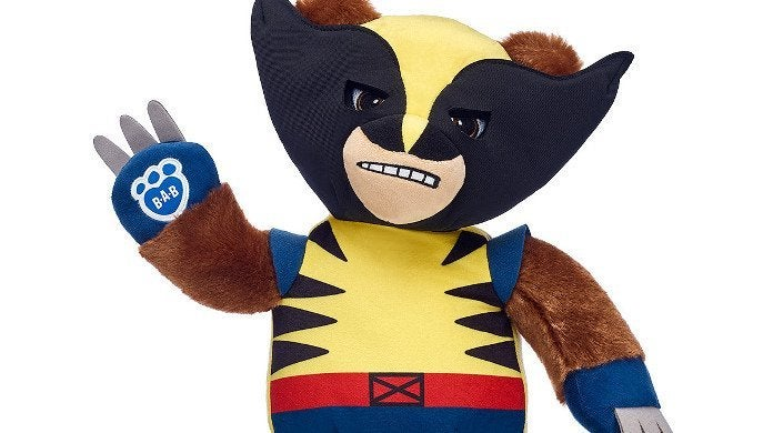 Wolverine Build a Bear