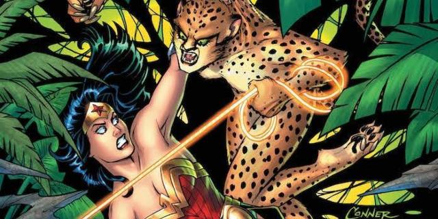 Exclusive DC Preview: Wonder Woman: Come Back to Me #3
