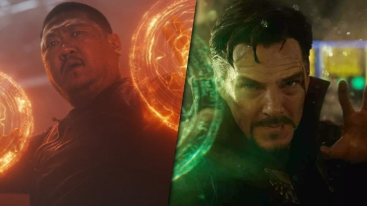 Benedict Wong Says Wong Could Beat Doctor Strange in a Sorcery Battle