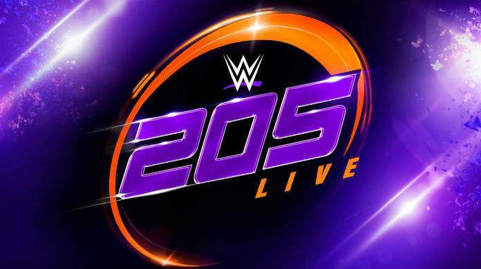 WWE-205-Live-logo