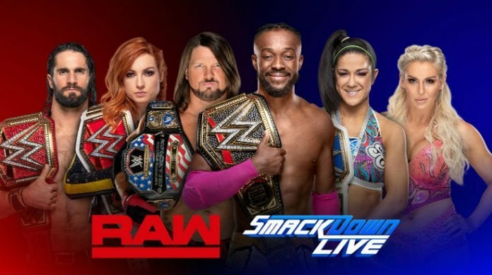 WWE-Draft-SmackDown-Raw
