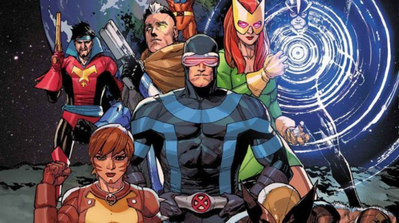 Marvel Releases X-Men Dawn of X Trailer