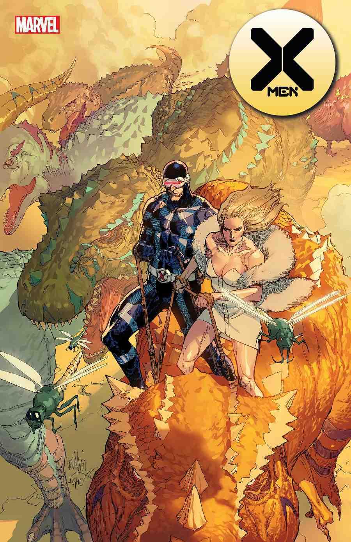 X-Men #3 2019
