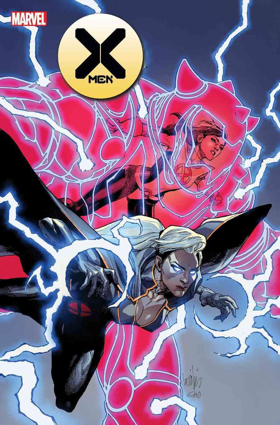 X-Men #4 2019
