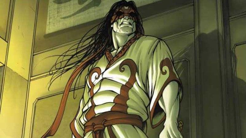 X-Men House of x 5 Villains -Gorgon