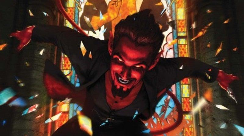 X-Men House of x 5 Villains - Azazel