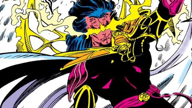X-Men House of x 5 Villains - Exodus
