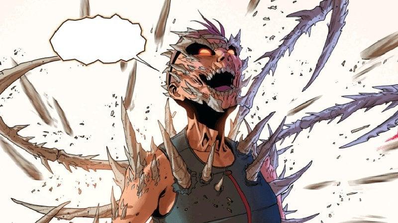X-Men House of x 5 Villains - Marrow