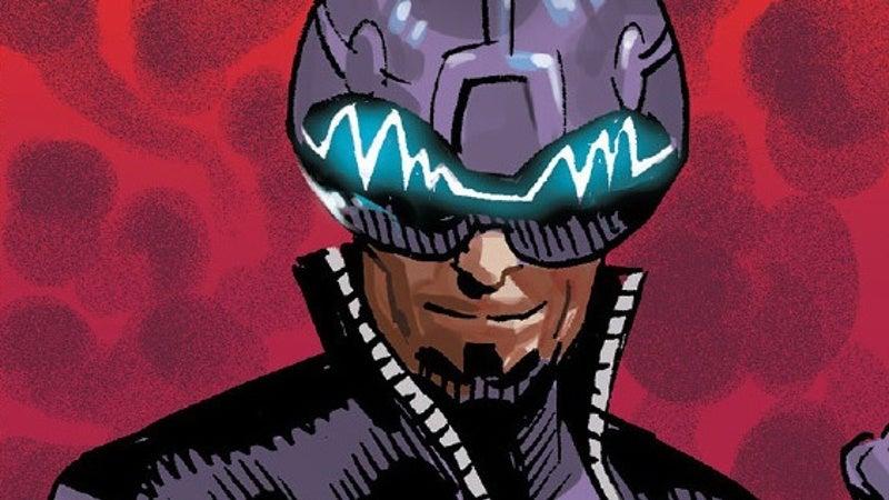 X-Men House of x 5 Villains - Mentallo
