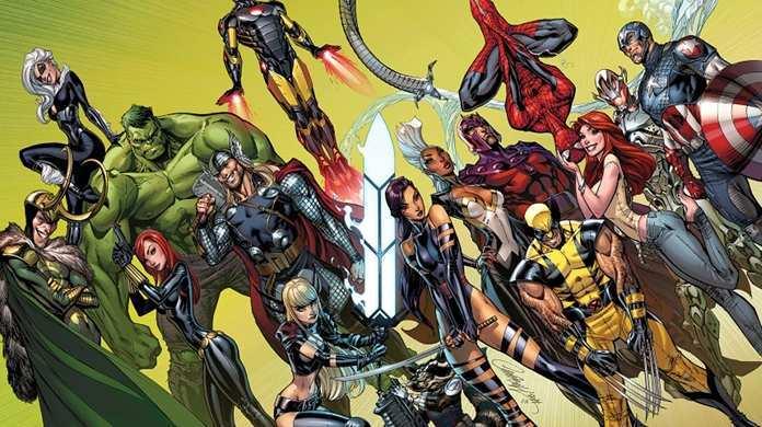 x-men incoming marvel comics